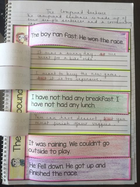 SENTENCE STRUCTURE BUNDLE: TYPES, SIMPLE, COMPOUND, COMPLEX; DISTANCE  LEARNING | Writing compound sentences, Teaching writing, Simple and  compound sentences