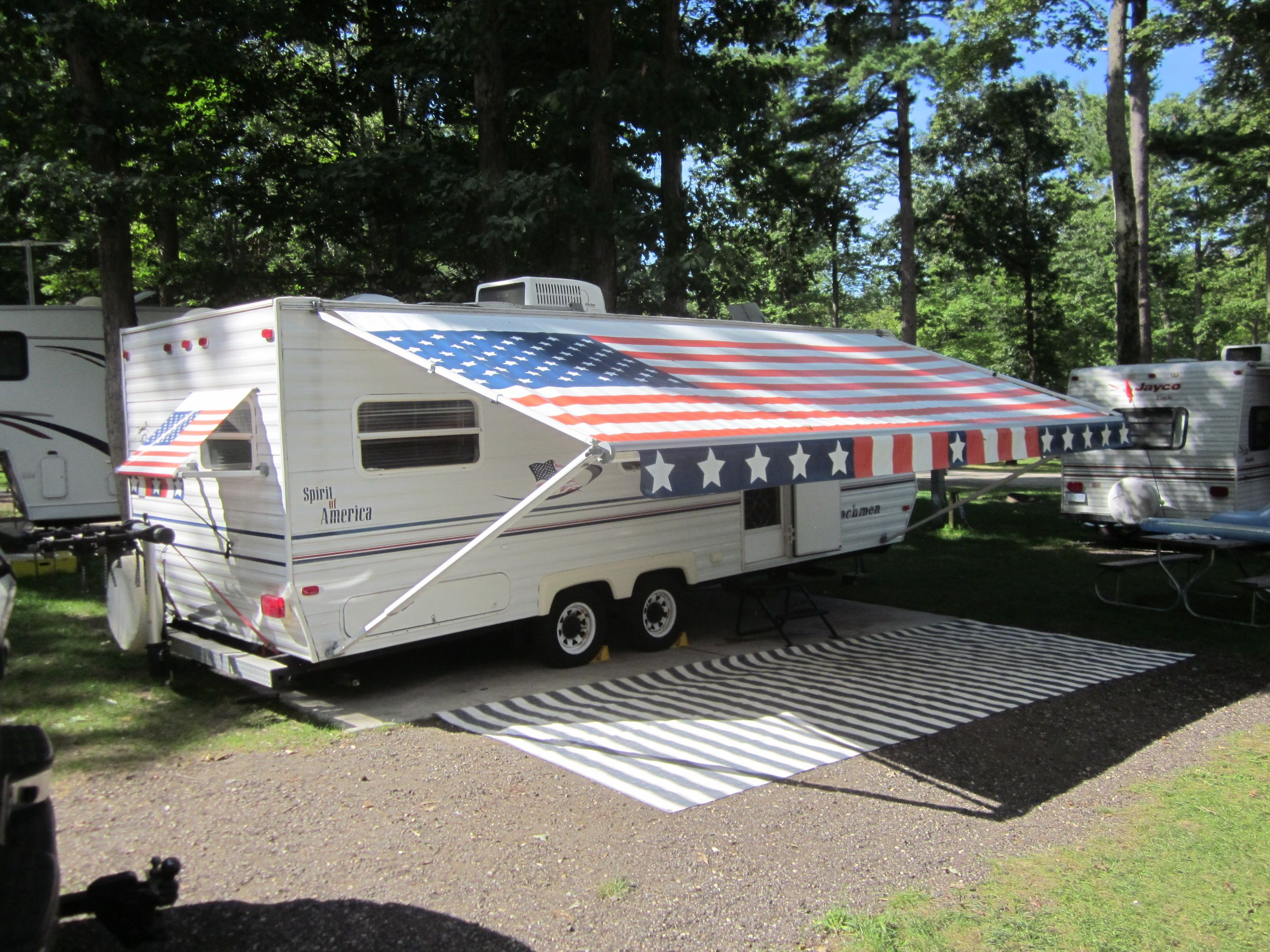 RV Awnings Is A Feature That Keeps Rain Away From Your Windows So How To Clean