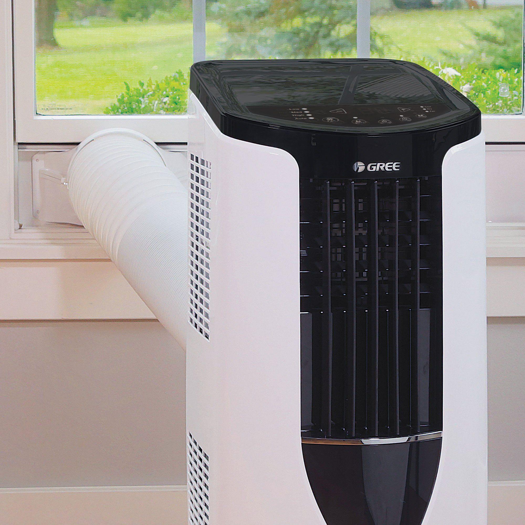 Gree 8000 BTU Portable Air Conditioner Certified
