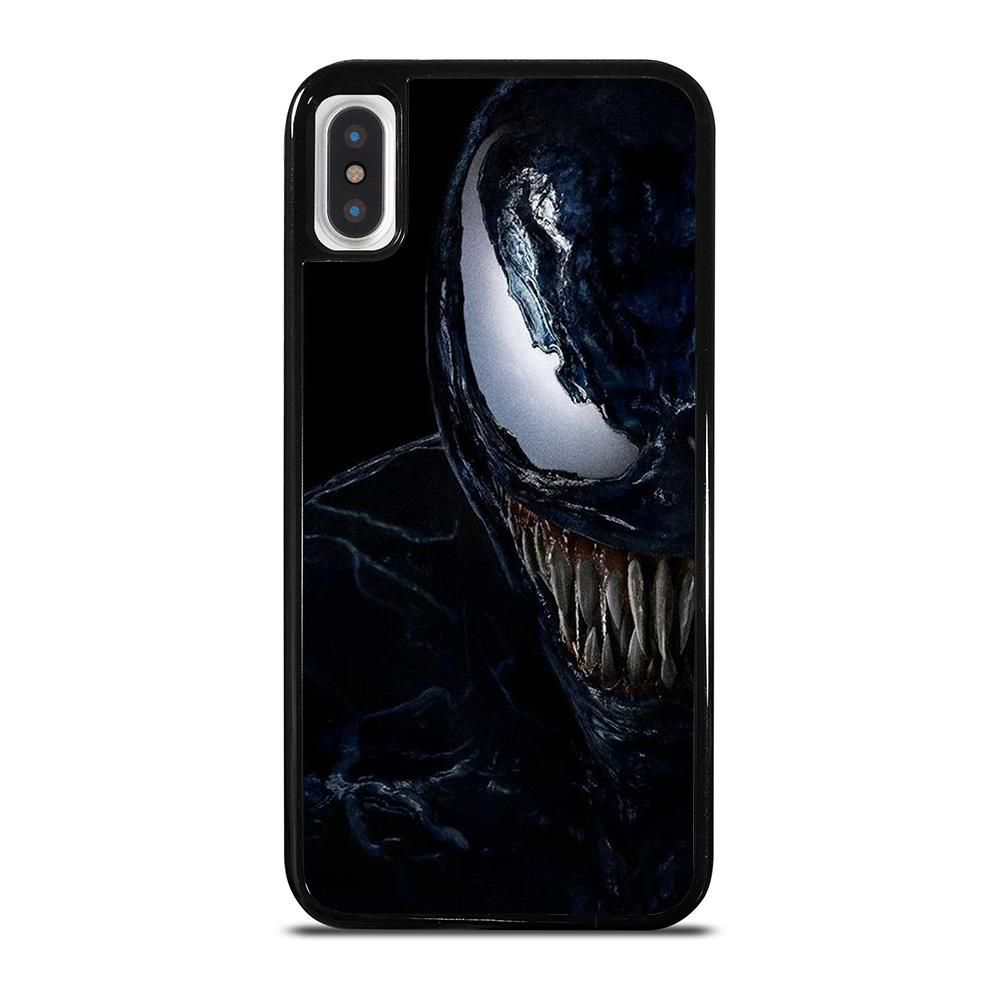 VENOM FACE SPIDERMAN iPhone X / XS Case Cover   Ipod touch 6 cases ...
