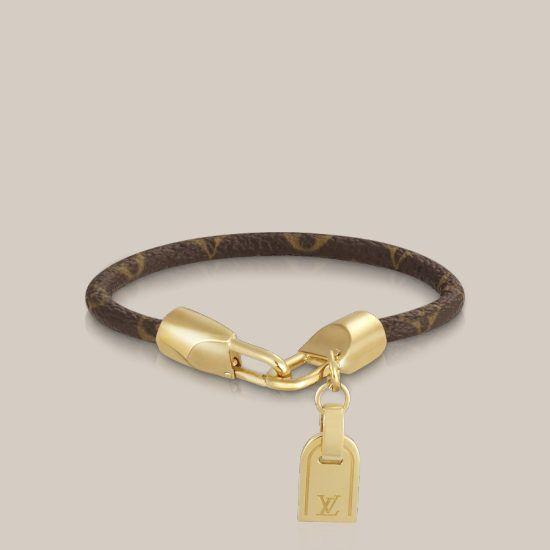 Bracelet Monogram Luck It via Louis Vuitton