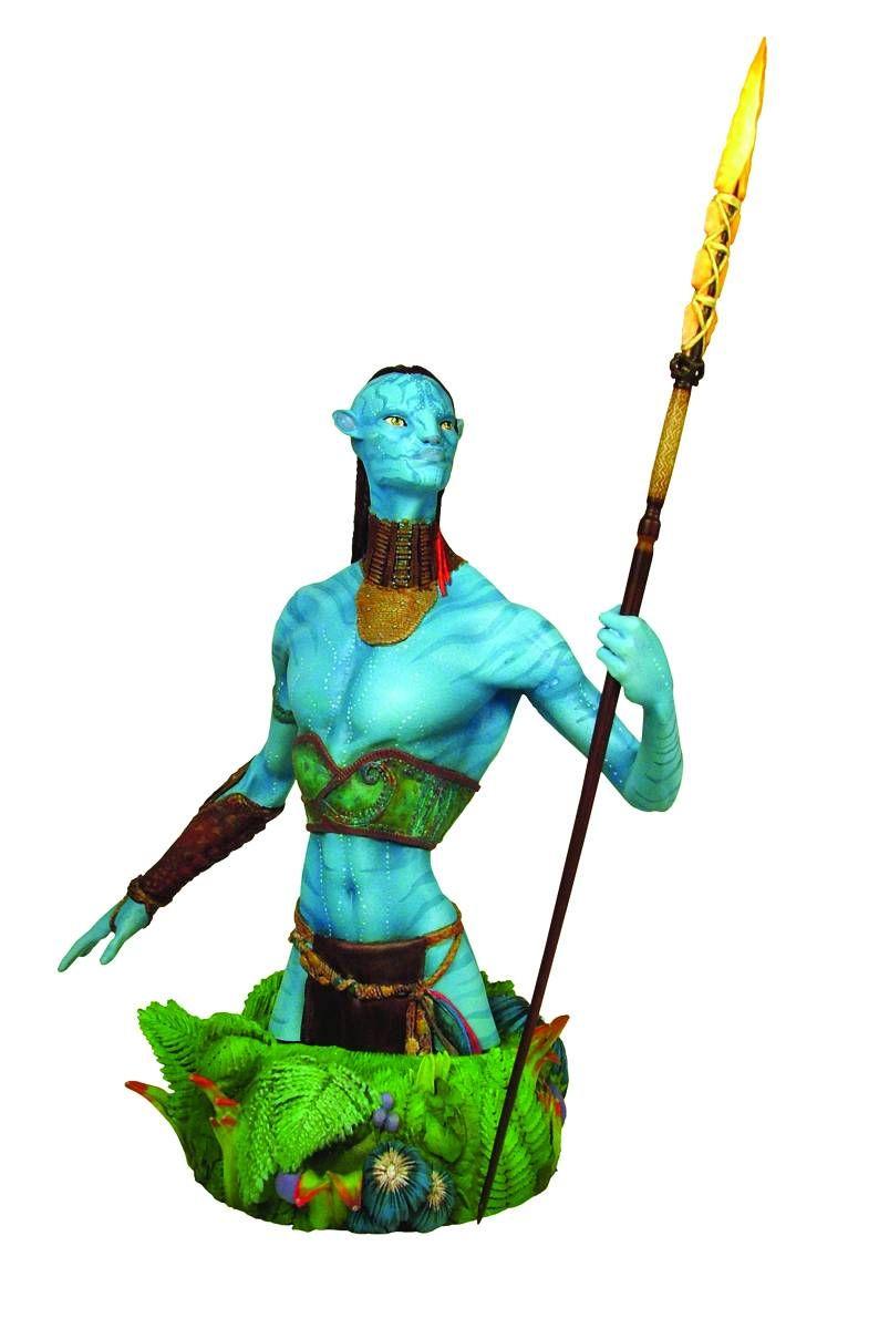 AVATAR TSU TEY NAVI MINIBUST (FEB111653) Avatar, Statue