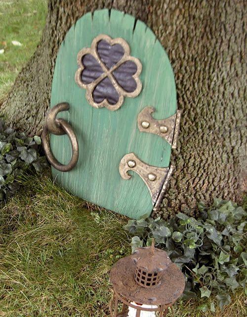 DAVE LOWE DESIGN the Blog Making the Leprechaun Door & DAVE LOWE DESIGN the Blog: Making the Leprechaun Door | Faerieu0027s ...