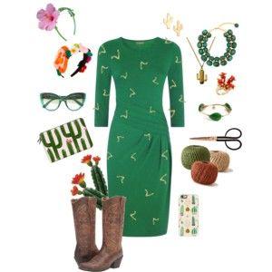 Cactus Halloween Costume I Karneval, Fasching, Kostüm, Verkleidung ...