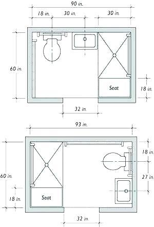 Small 3 4 Bath Layout Plans Bathroom Floor Image Result For Ideas Island Architectures Bathroom Design Plans Small Bathroom Plans Small Bathroom Designs Layout