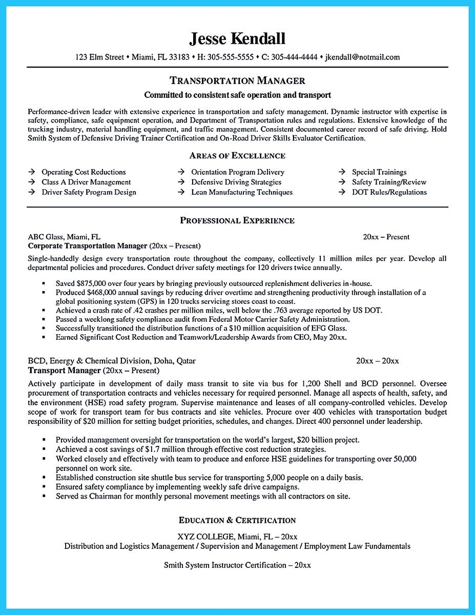 Business Owner Resume Examples When You Build Your Business Owner Resume You Should Include The