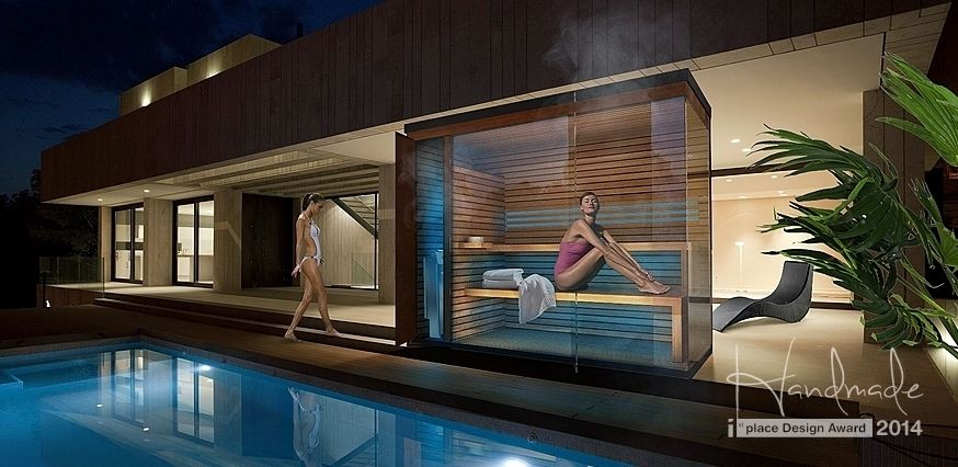 glas sauna nach ma linz sauna pinterest sauna haus und saunahaus. Black Bedroom Furniture Sets. Home Design Ideas