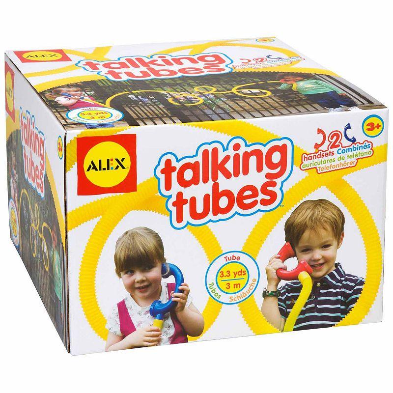 ALEX Toys Talking Tubes Bath toys for toddlers, Alex