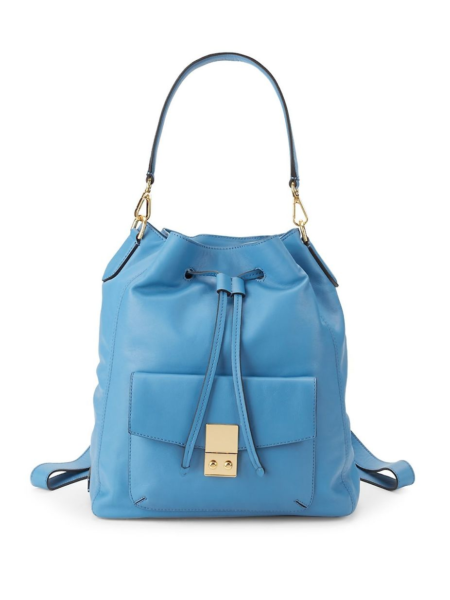 20350683c976 Cole Haan Alanna Convertible Leather Backpack