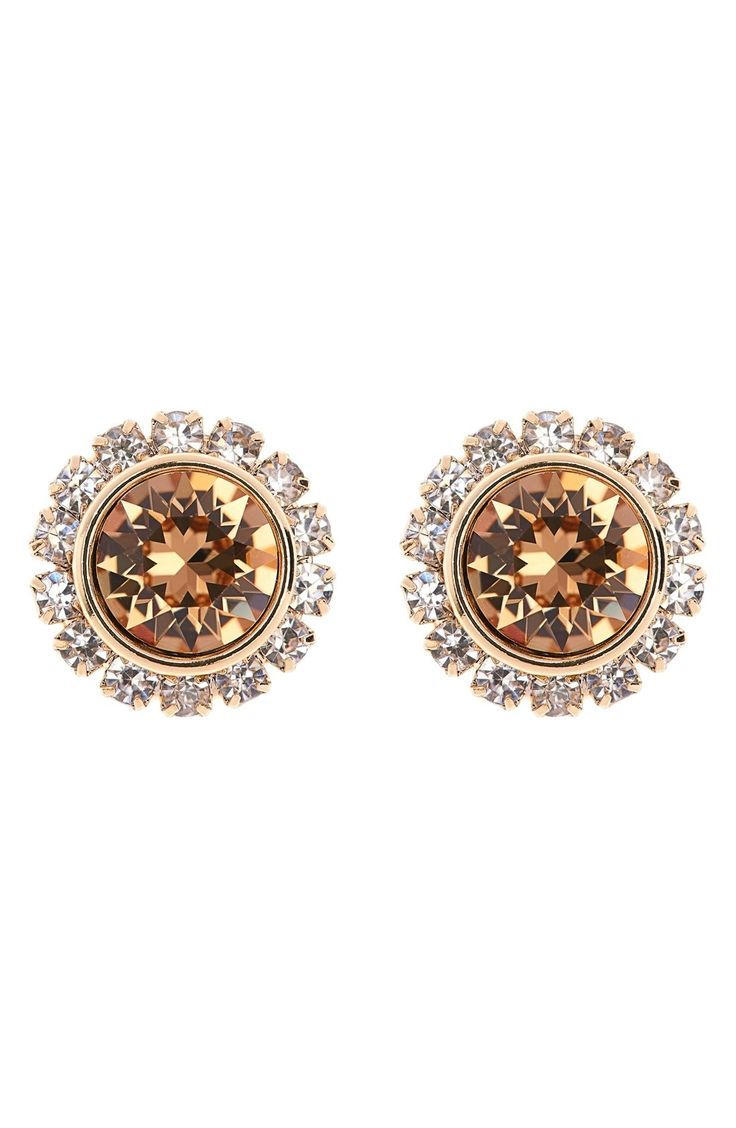 earring sparkly stud earrings