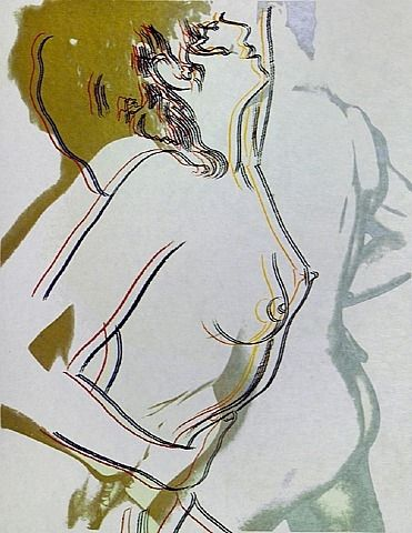 Andy Warhol: Love FS II. 310 #andywarhol