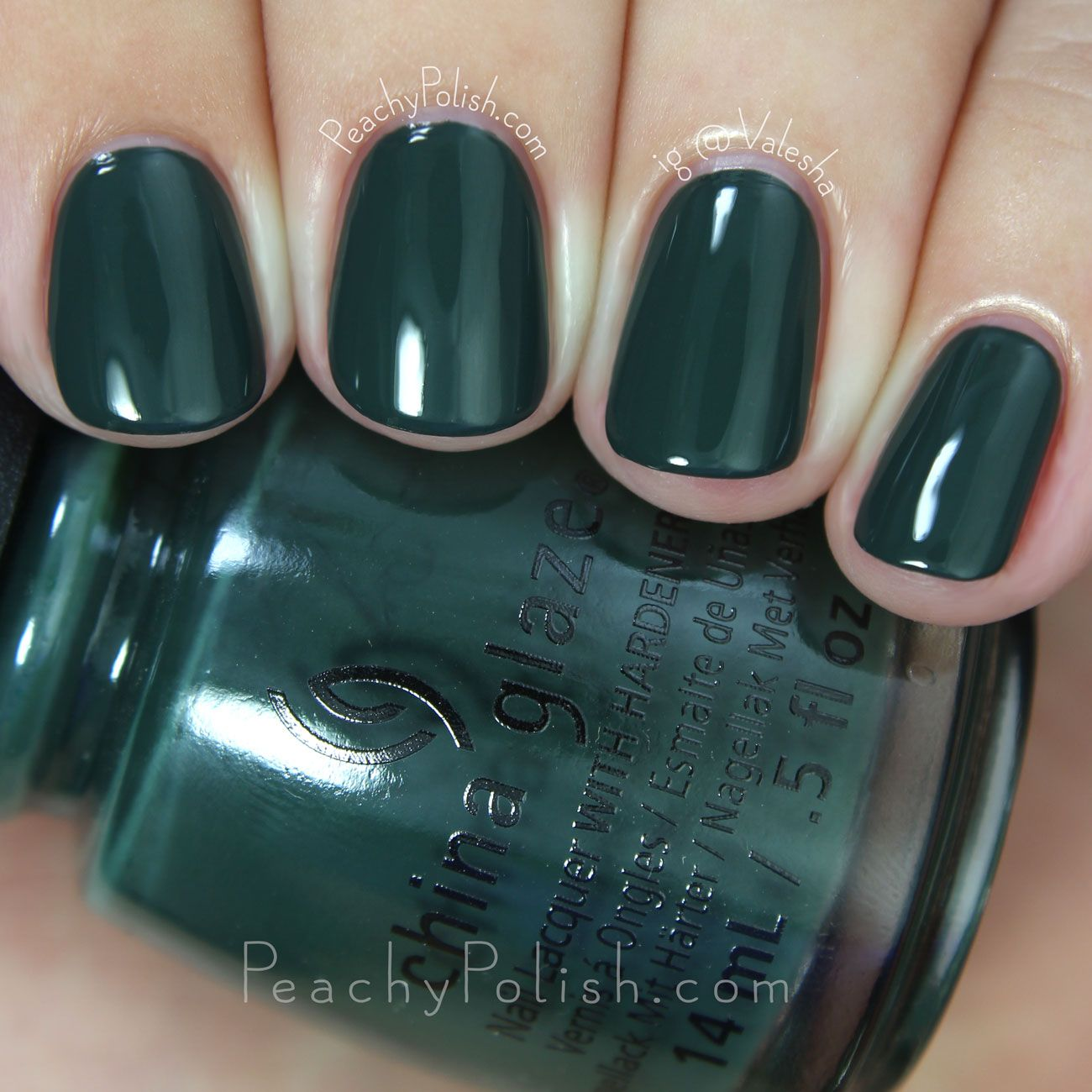 China Glaze Take A Hike | Fall 2015 The Great Outdoors Collection ...