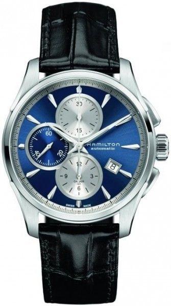 3133f802e HAMILTON JAZZMASTER AUTO CHRONO H32596741 | HAMILTON watches | Pinterest