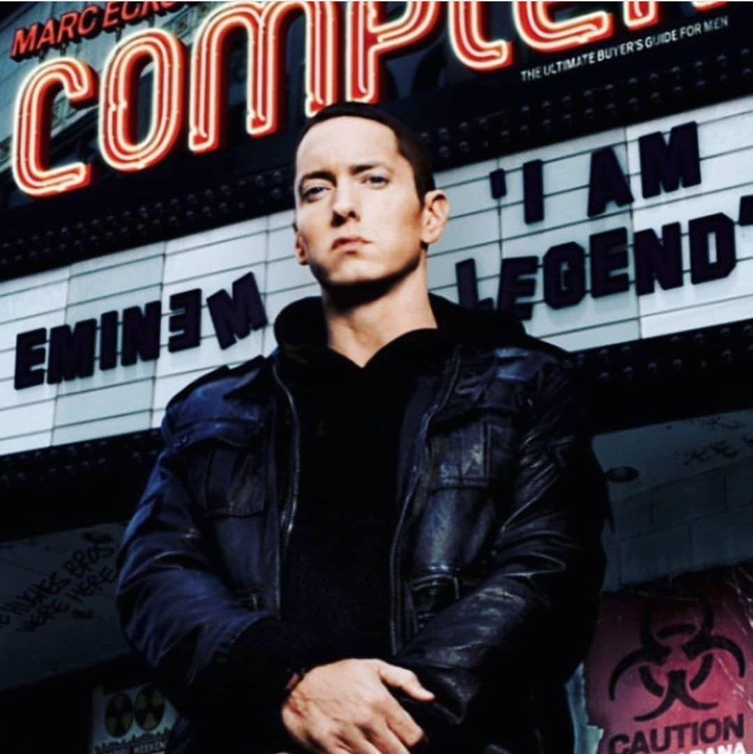 Pin de Brain Damage en Eminem en 2020 | Eminem, Arte hip ...
