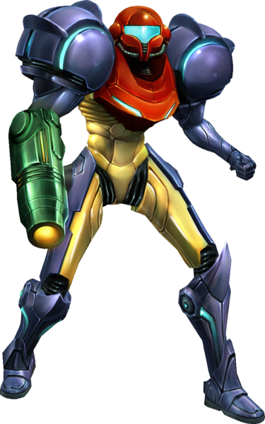 Samus Aran - Gravity Suit (Metroid Prime) | Aran