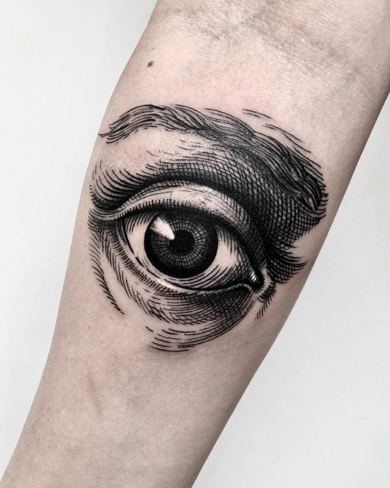 Free Online Resize Image Web Base Tool Online Photo Editor Eye Tattoo Eyeball Tattoo Tattoos