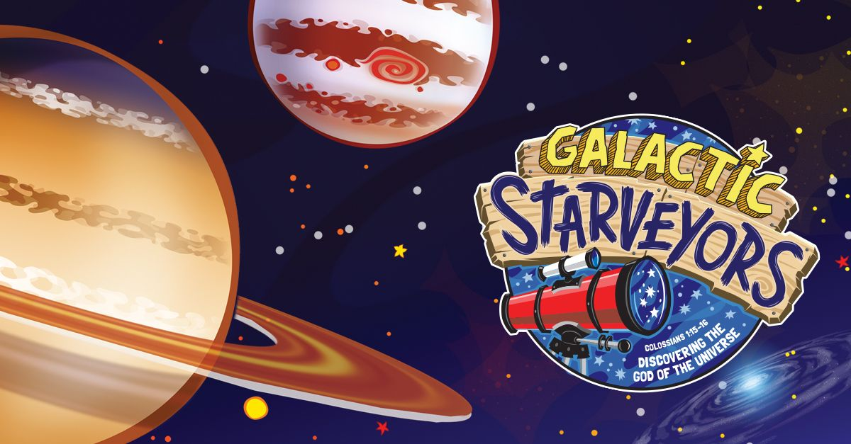Downloads Media Vbs 2017 Galactic Starveyors Vacation Bible