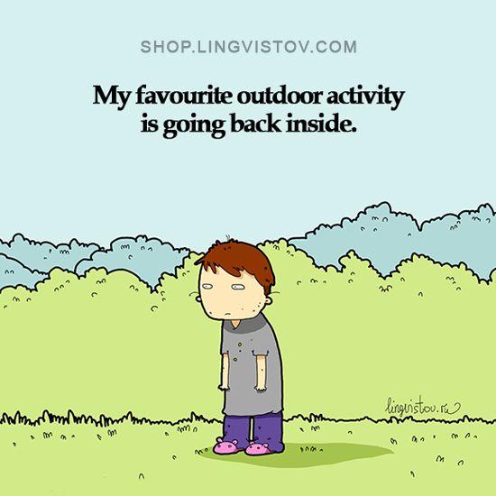 Shop.lingvistov.com - #illustrations, #doodles, #joke, #humor, #cartoon, #cute, #funny, #comics, #greeting #cards, #joke, #drawing