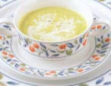 Sopas - Crema de Aguacate al microondas