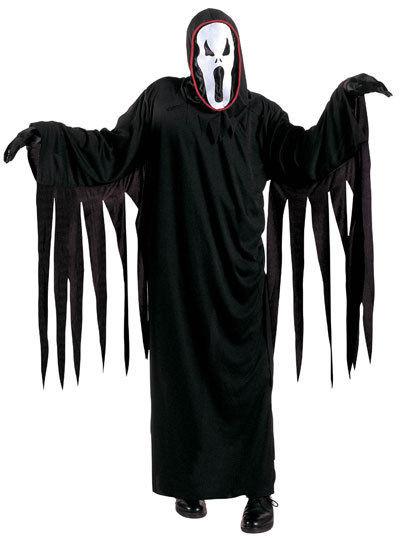 Déguisement fantôme faucheuse enfant Halloween #deguisementfantomeenfant