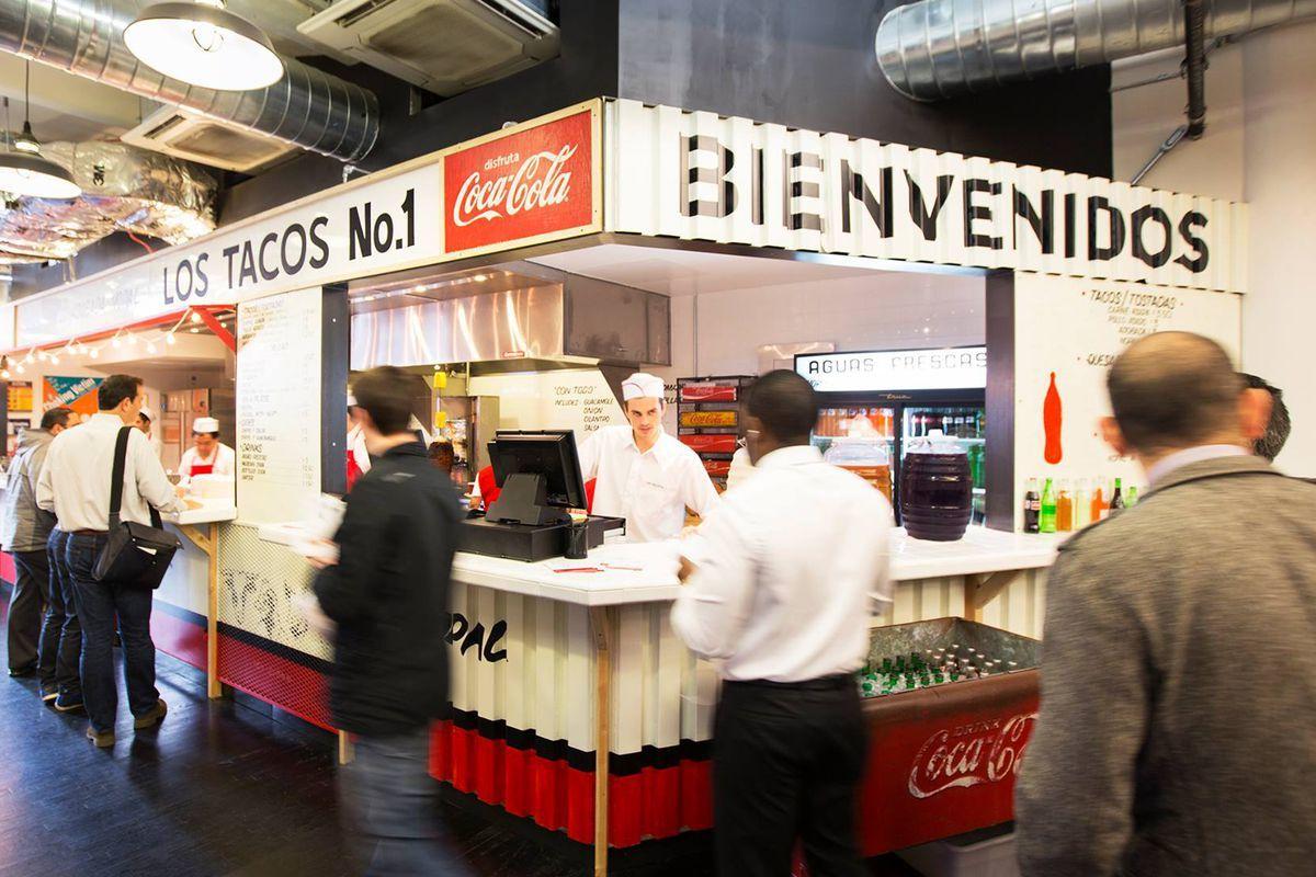 Image result for Los Tacos No. 1 Los tacos, Ny