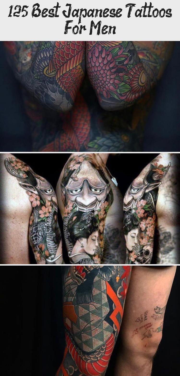 Photo of 125 meilleurs tatouages japonais pour hommes – meilleurs tatouages