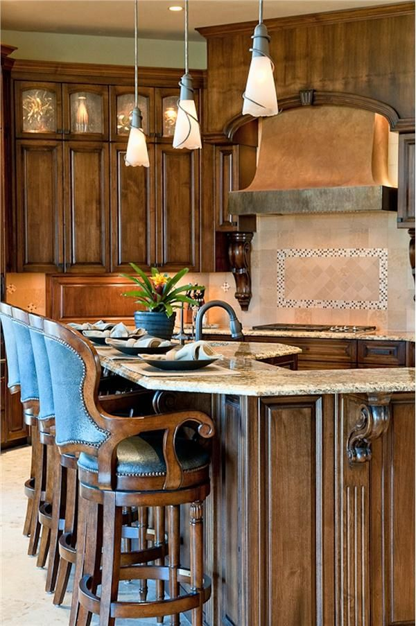 Traditional (Victorian, Colonial) Kitchen by Lori Carroll ...