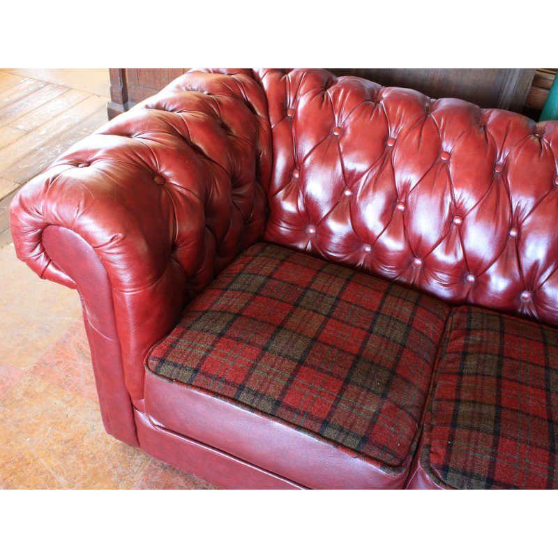 Charmant Leather Chesterfield Sofa   ATVMSEI0759A