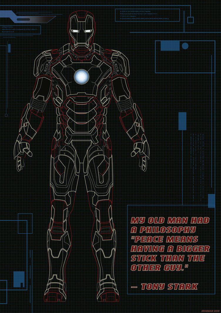 Iron Blueprints 39 Mark Man