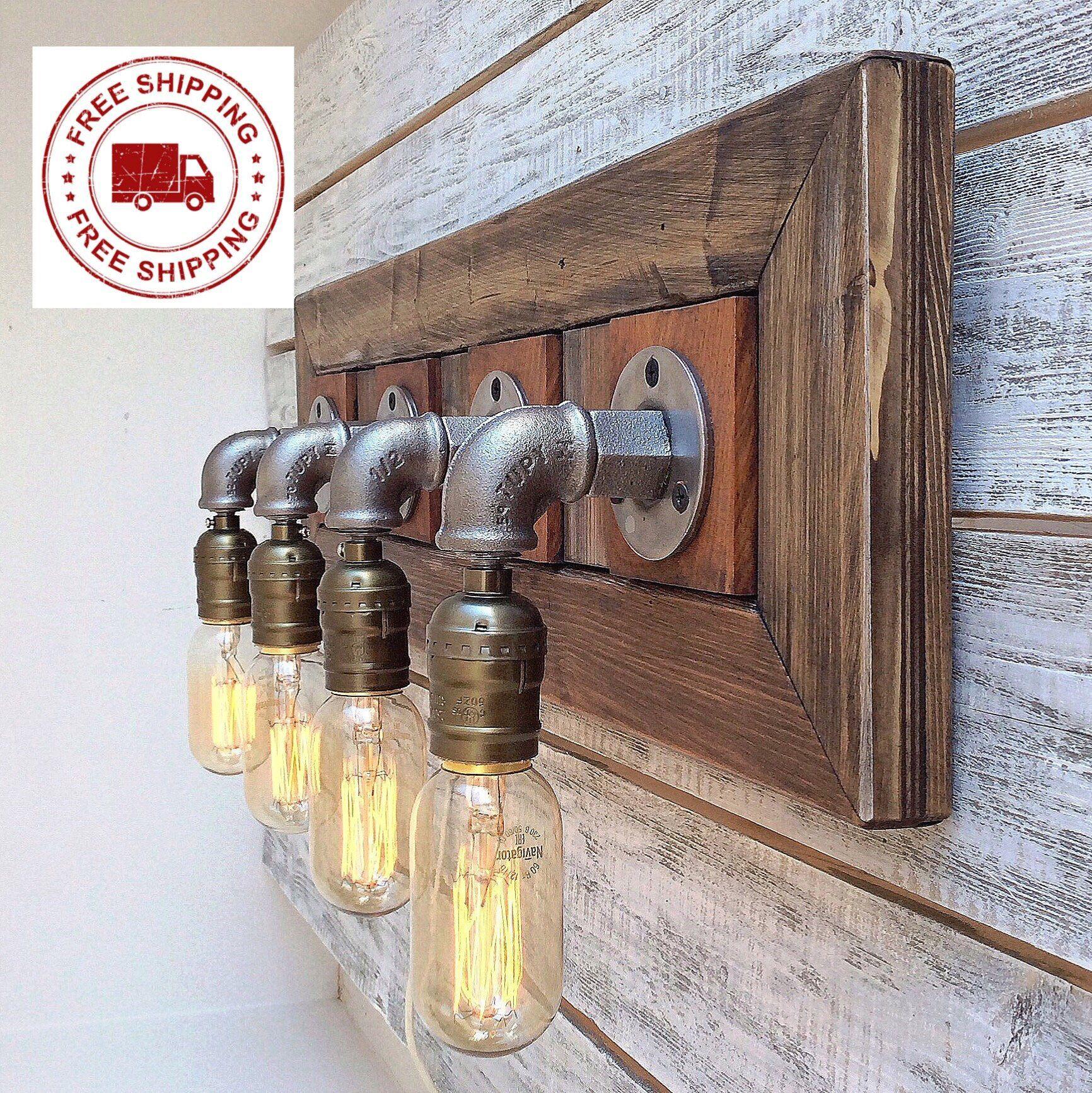 Pin On Lighting Wall Sconce Design