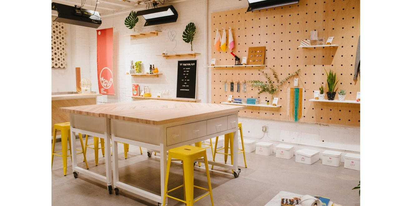 Pinterest Opened the Doors to The Workshop  Creative wall decor