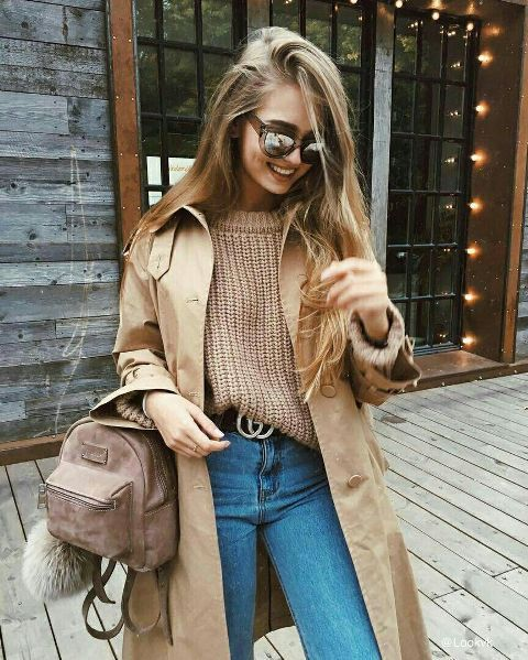 Photo of 15 winter outfits with cute mini backpacks