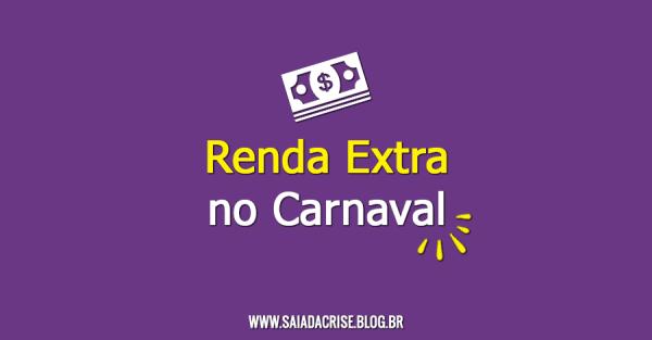 Renda Extra no Carnaval | #5 Dicas para vender no Carnaval 2020