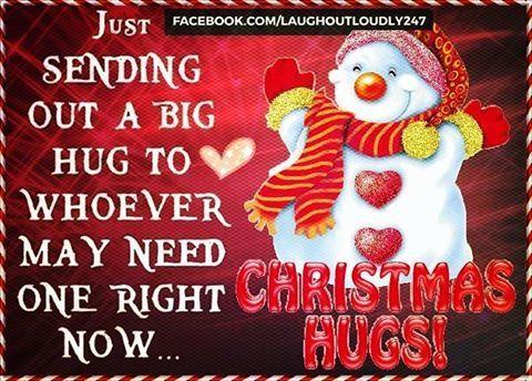 Sending a christmas hug christmas merry christmas christmas quotes sending a christmas hug christmas merry christmas christmas quotes seasons greetings cute christmas quotes happy holiday m4hsunfo