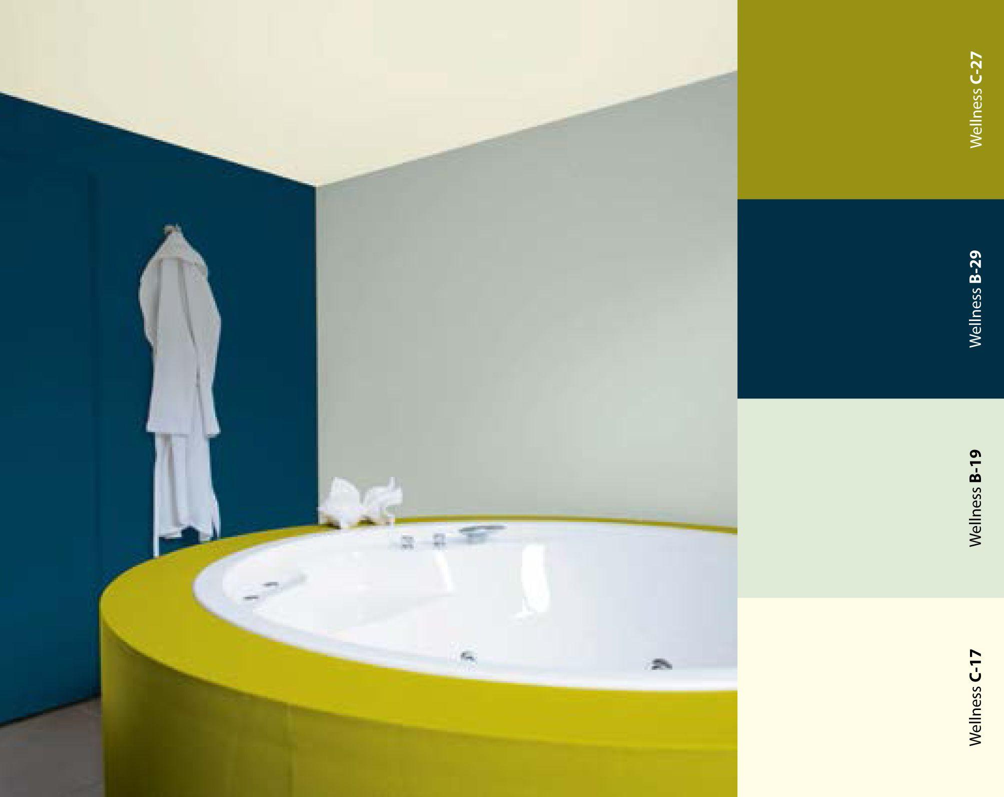 Underlayment In Badkamer : In een badkamer met een strak lijnenspel van ingetogen kleuren kan