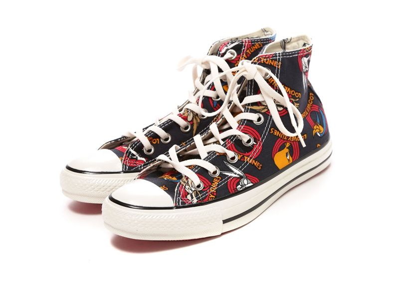abe7a8b807bea1 Converse All Star Chuck Taylor Looney Tunes 2013 Limited Model sneakers  JAPAN