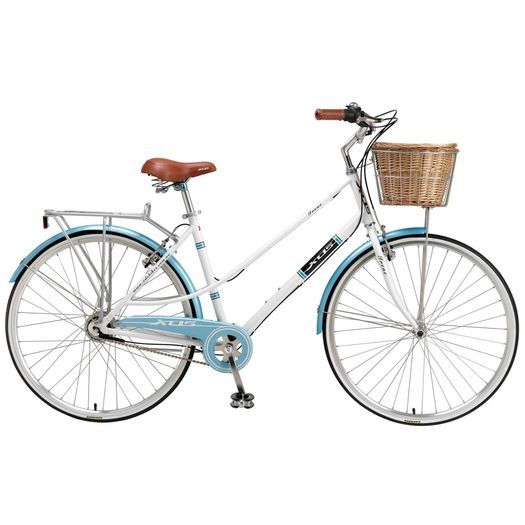 Xds Retro Irene 8 Speed Alloy Frame Retro Style Bicycle This One
