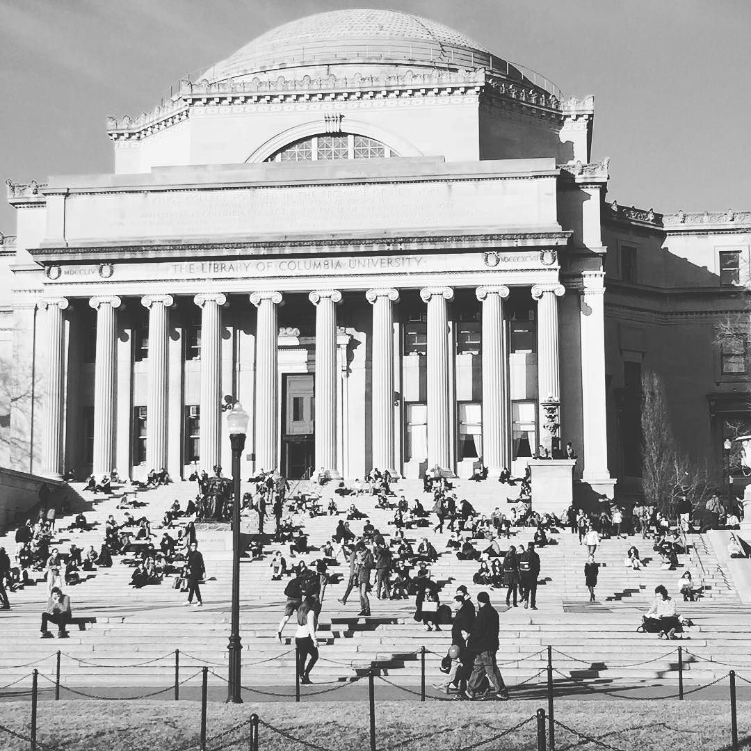 Thank you Columbia University for the opportunity to share my story on motherhood postpartum depression and starting my company.  The challenge to redefine my life after having my kids was a huge struggle and now a great success.  As I walk through Columbia University I instantly felt a positive flow of Energy that ran through me when I was 20. It  inspired me!  #backtolife #loyalhanadoneright  #loyalhana #loyalhanafamily #healthcoach #loyalhanadoneright #healthyliving #healthychoices…