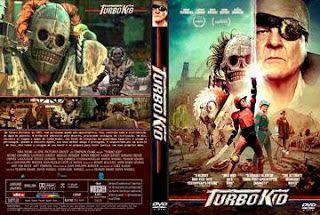 Turbo Kid Capa Filme Dvd Com Imagens Filme Dvd Filmes Dvd