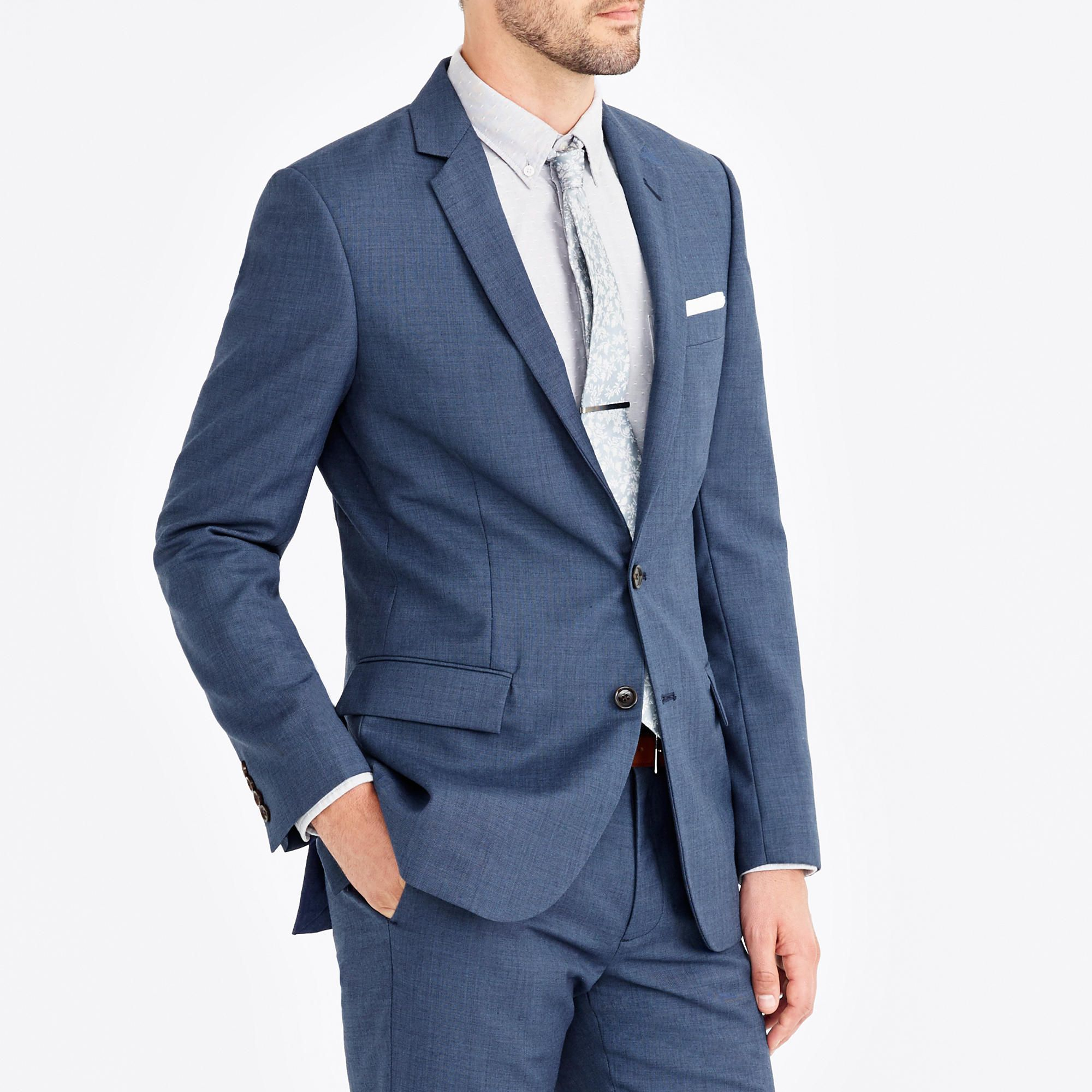 Thompson suit jacket in worsted wool | My Style | Pinterest | Suit ...