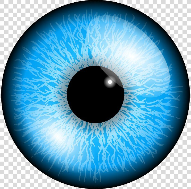 Stickers Picsart Eye Texture Blue Background Images Black Background Images