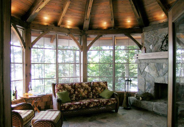Octagon Home Interior Design