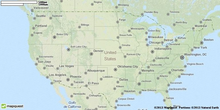MapQuest Maps - Driving Directions - Map | have to try this ...