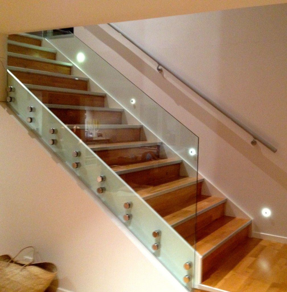 Best Furniture Wall Mounted Lighting For Stairs With Glass 640 x 480