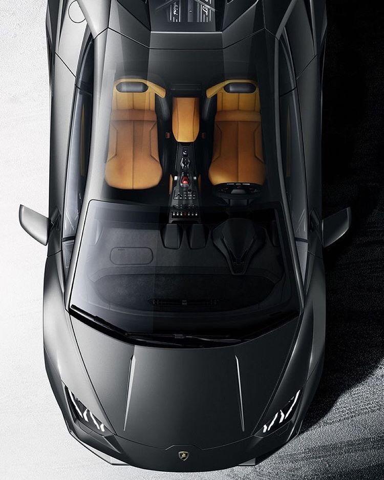 Lamborghini Huracan, Concept