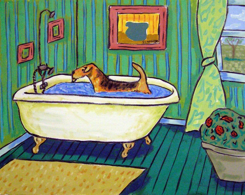 CHIPMUNK  art PRINT 8x10 animals gift impressionism bathroom wall art