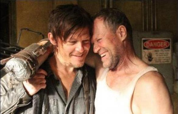 Norman & Michael