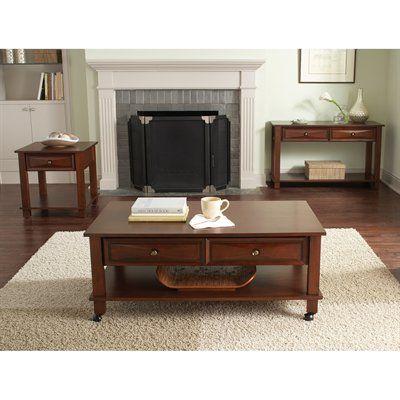 Steve Silver Company Ms700s Mason Sofa Table