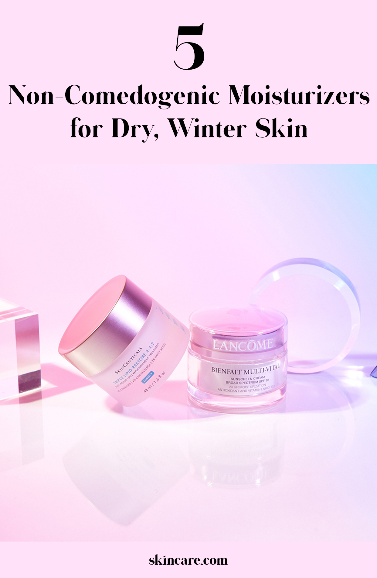 Best Moisturizers for Winter Dry