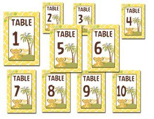 Baby simba baby shower food table numbers nala simba lion king baby simba baby shower food table numbers nala filmwisefo